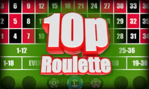 The 10p Roulette (Roxor Gaming) Online Slot Demo Game by Roxor Gaming
