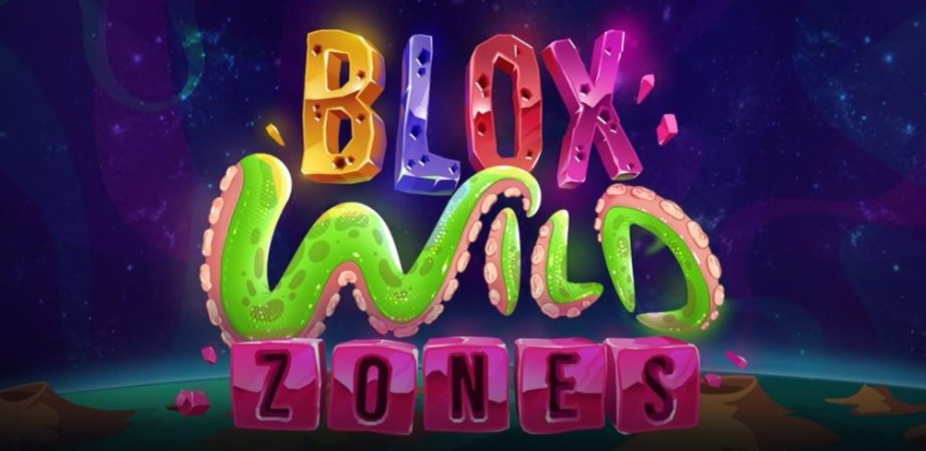 The Blox Wild Zones Online Slot Demo Game by Roxor Gaming