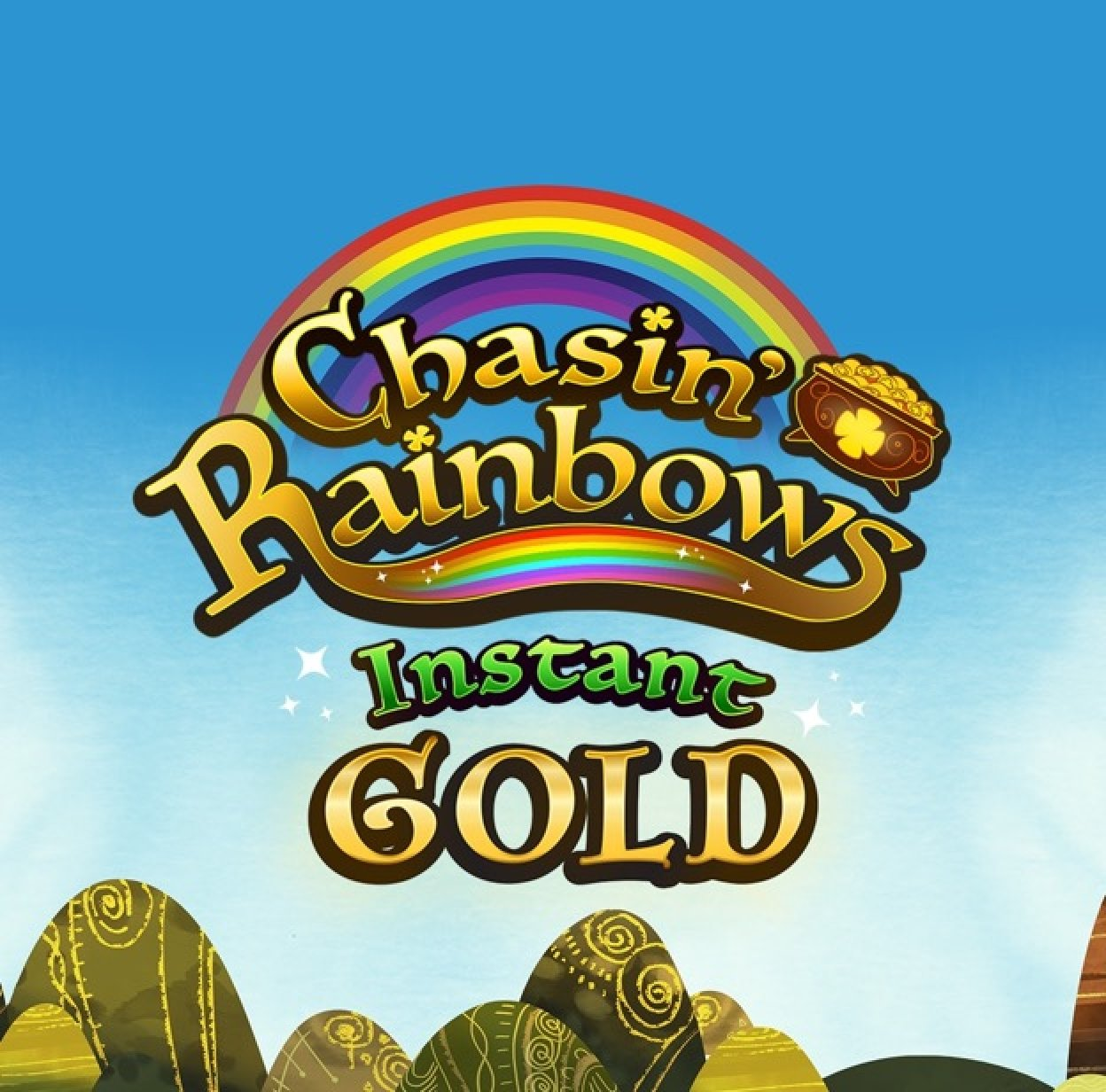 The Chasin Rainbows Instant Gold Online Slot Demo Game by Roxor Gaming