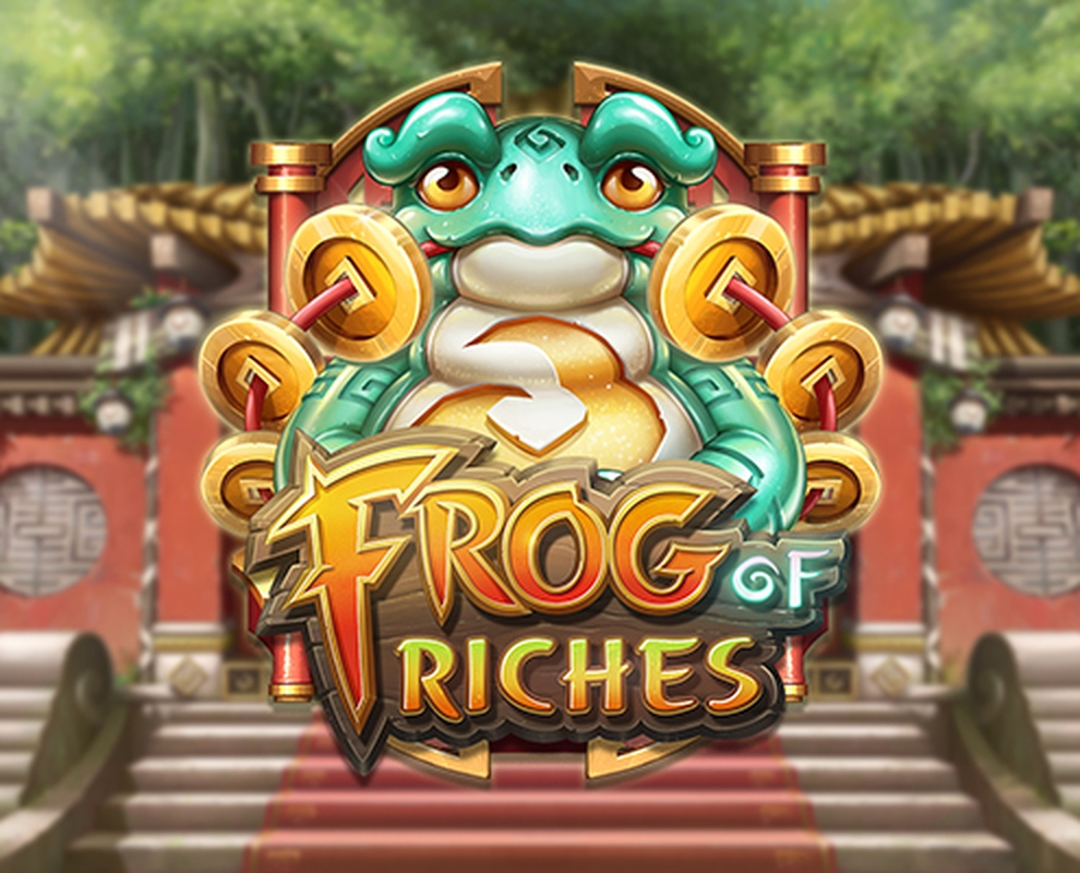 The Frog of Riches Online Slot Demo Game by Roxor Gaming