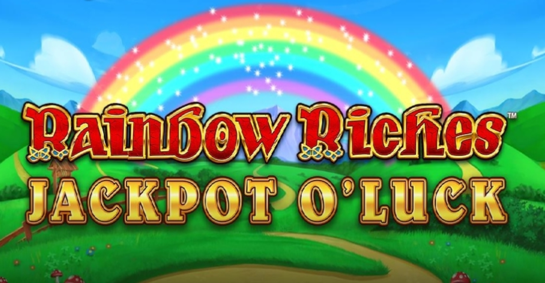 The Rainbow Riches Jackpot O Luck Online Slot Demo Game by Roxor Gaming