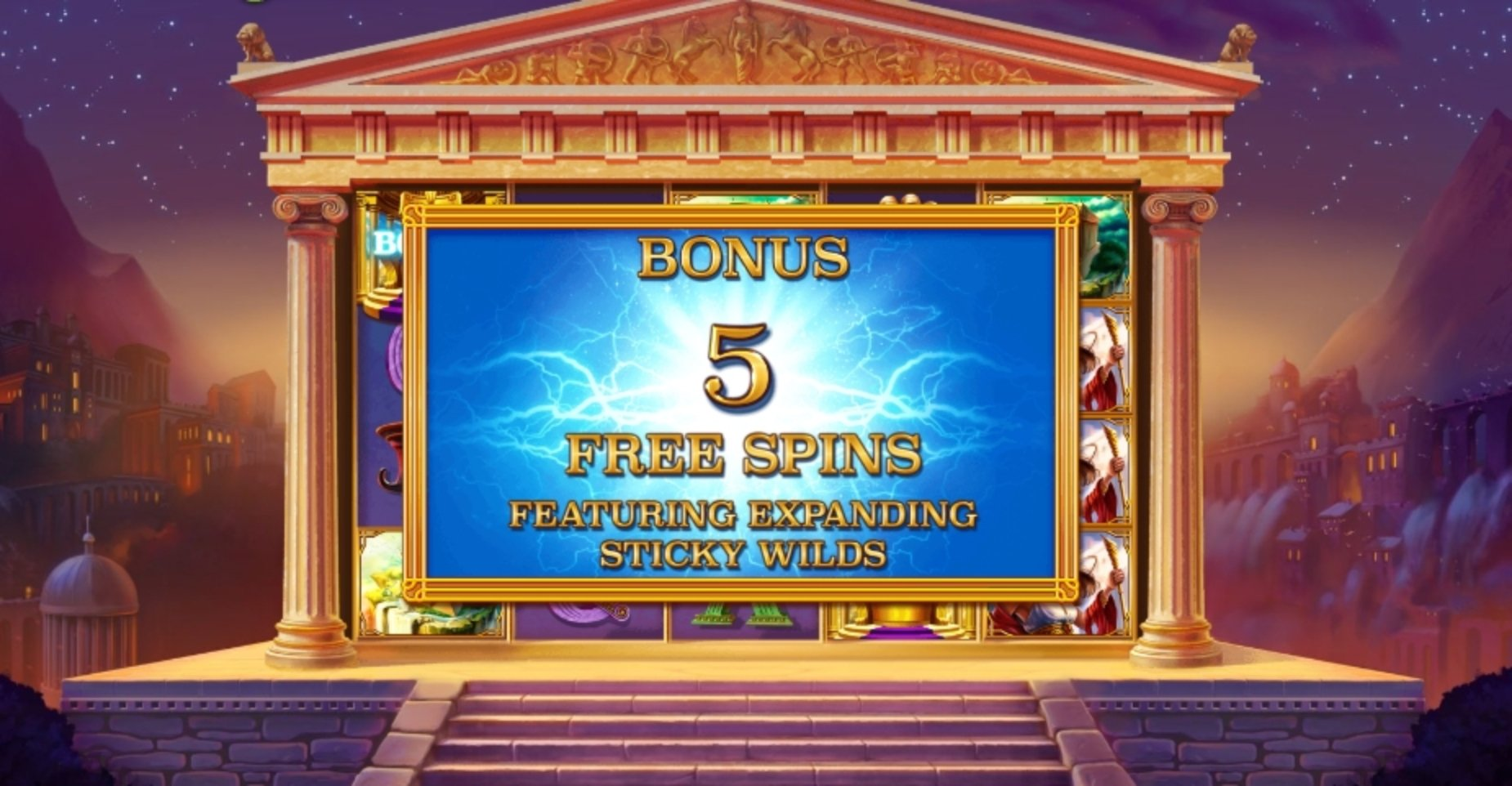 The Throne of Thunder Online Slot Demo Game by Roxor Gaming