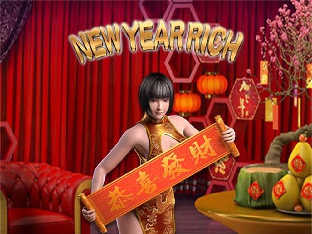The New Year Rich Online Slot Demo Game by SimplePlay