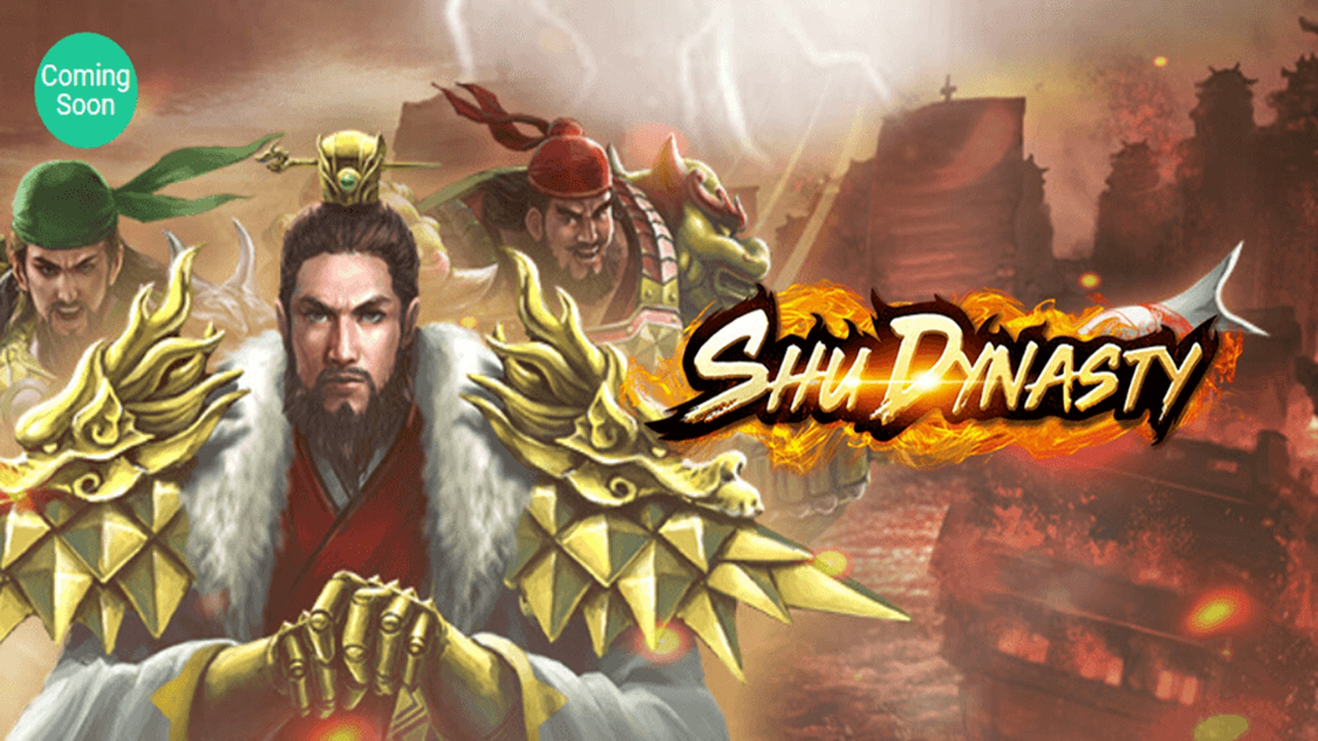The Shu Dynasty Online Slot Demo Game by SimplePlay