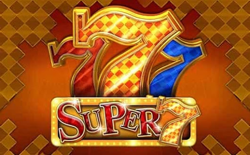 The Super 7 (SimplePlay) Online Slot Demo Game by SimplePlay