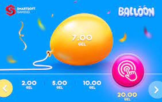 The Balloon Online Slot Demo Game by Smartsoft Gaming