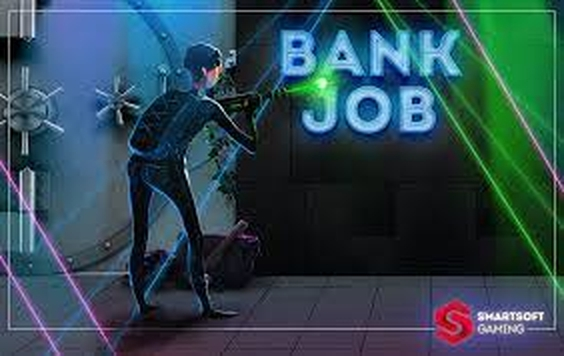 The Bank Job Online Slot Demo Game by Smartsoft Gaming