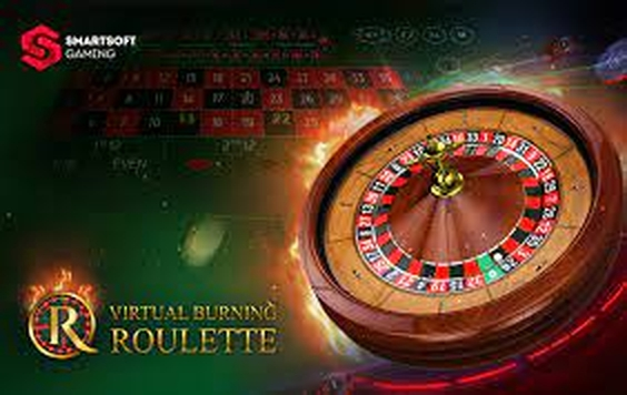 The Burning Roulette Online Slot Demo Game by Smartsoft Gaming