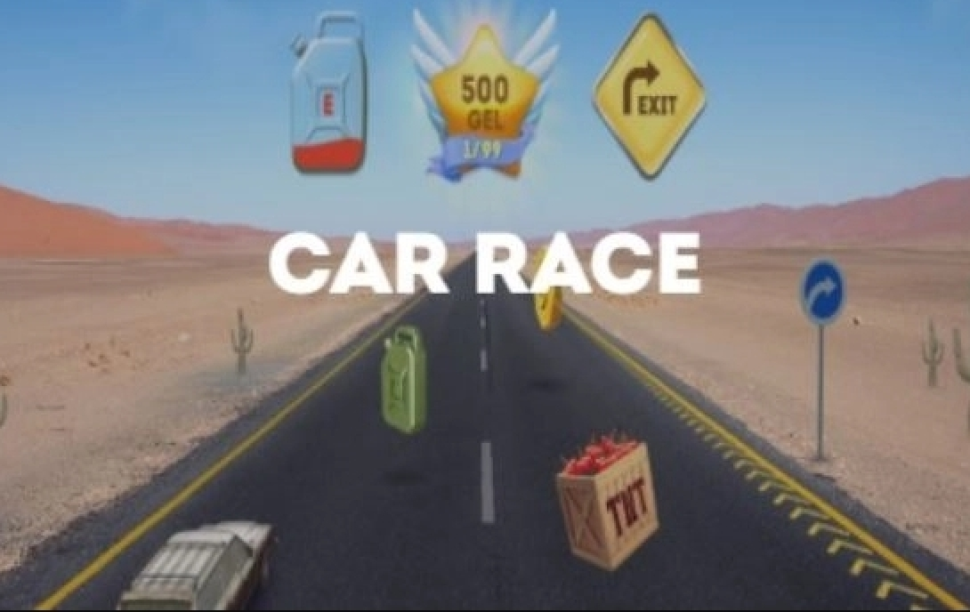The Car Race Online Slot Demo Game by Smartsoft Gaming