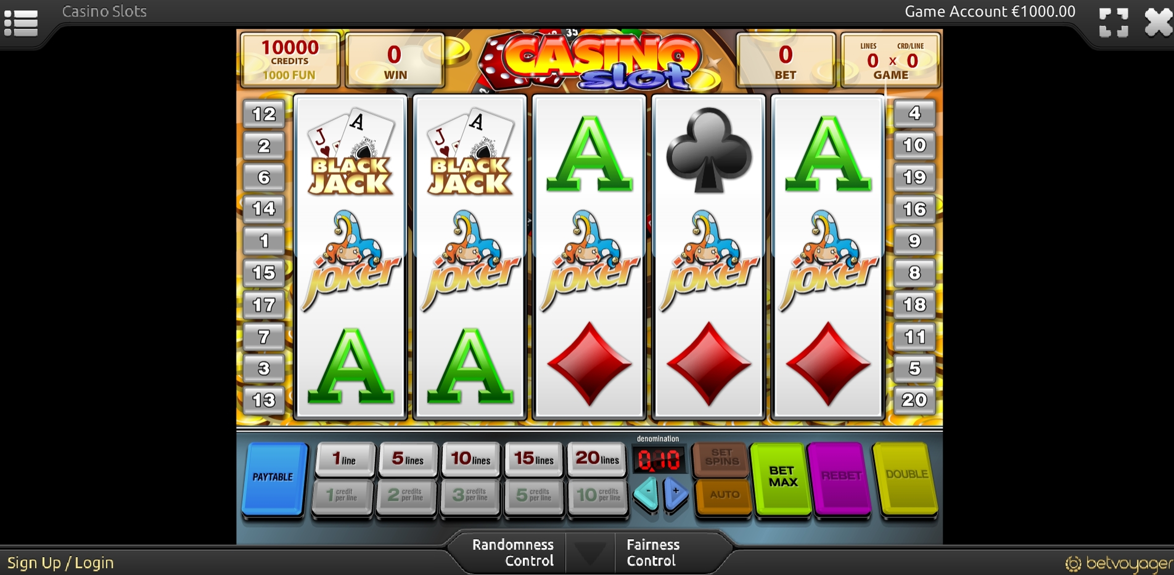 Reels in Casino Slot Slot Game by Smartsoft Gaming