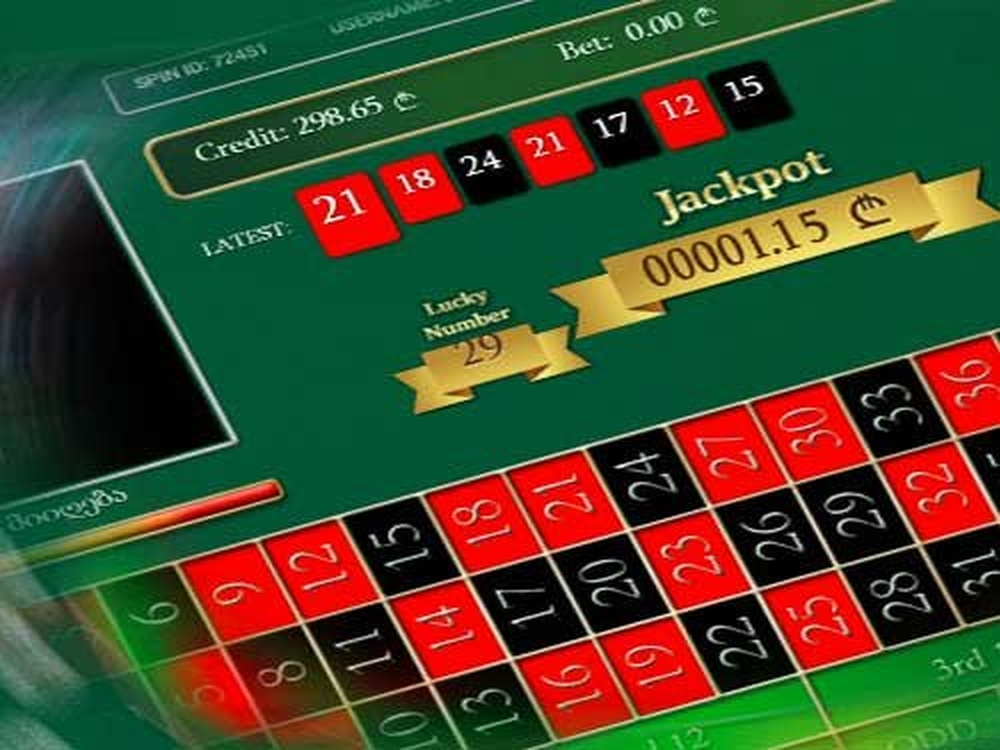 The Virtual Classic Roulette Online Slot Demo Game by Smartsoft Gaming