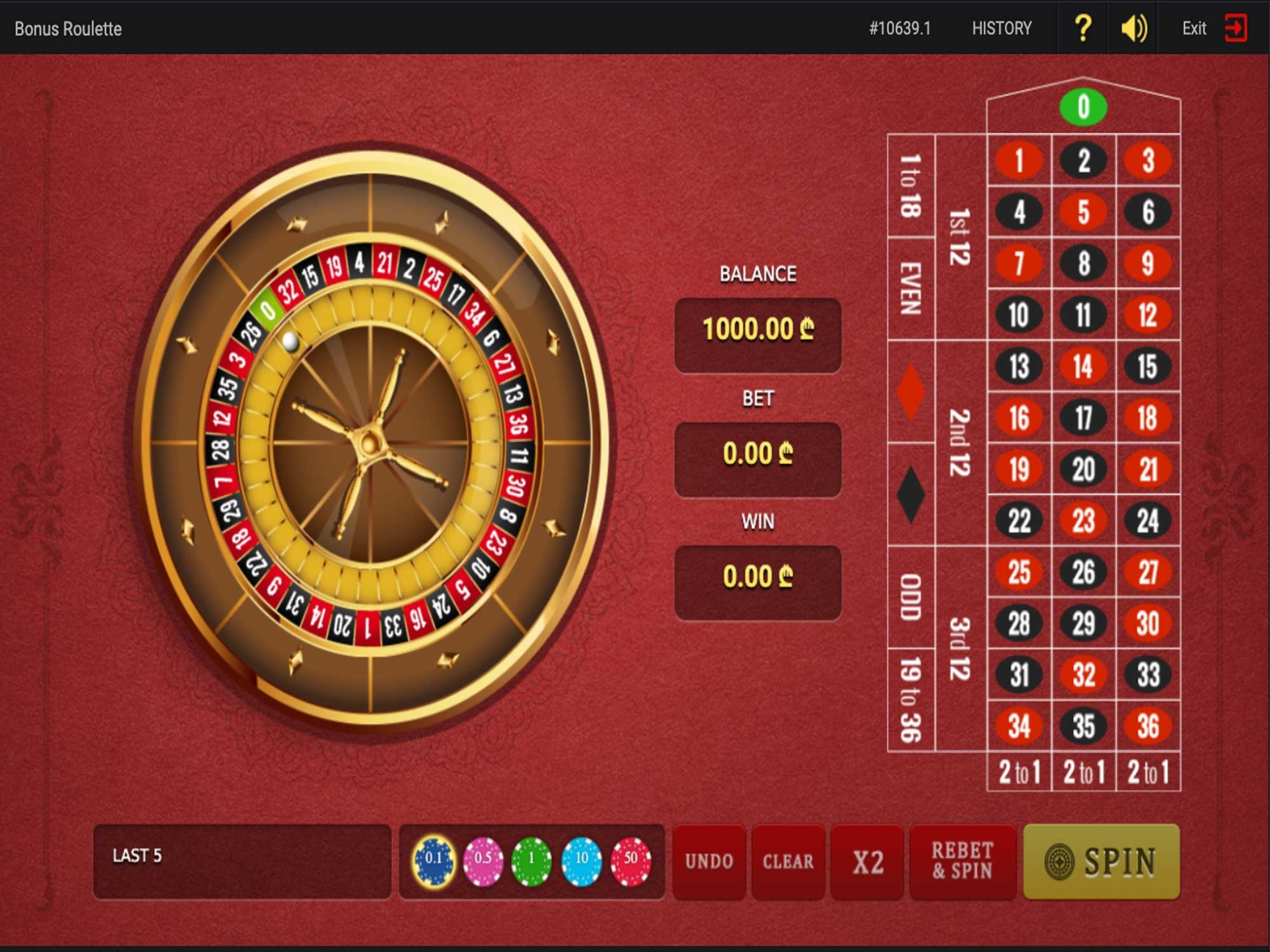 Reels in Wheel of Win Slot Game by Smartsoft Gaming