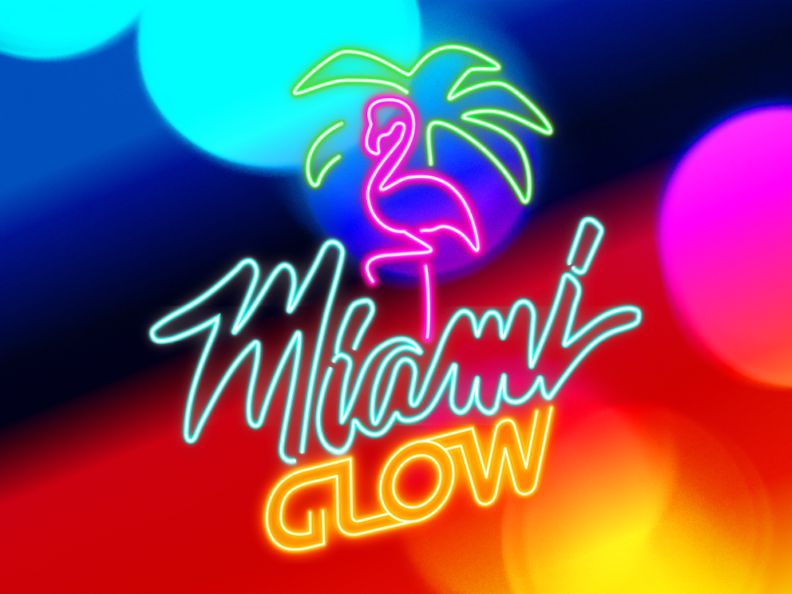 The Miami Glow Online Slot Demo Game by Snowborn Games