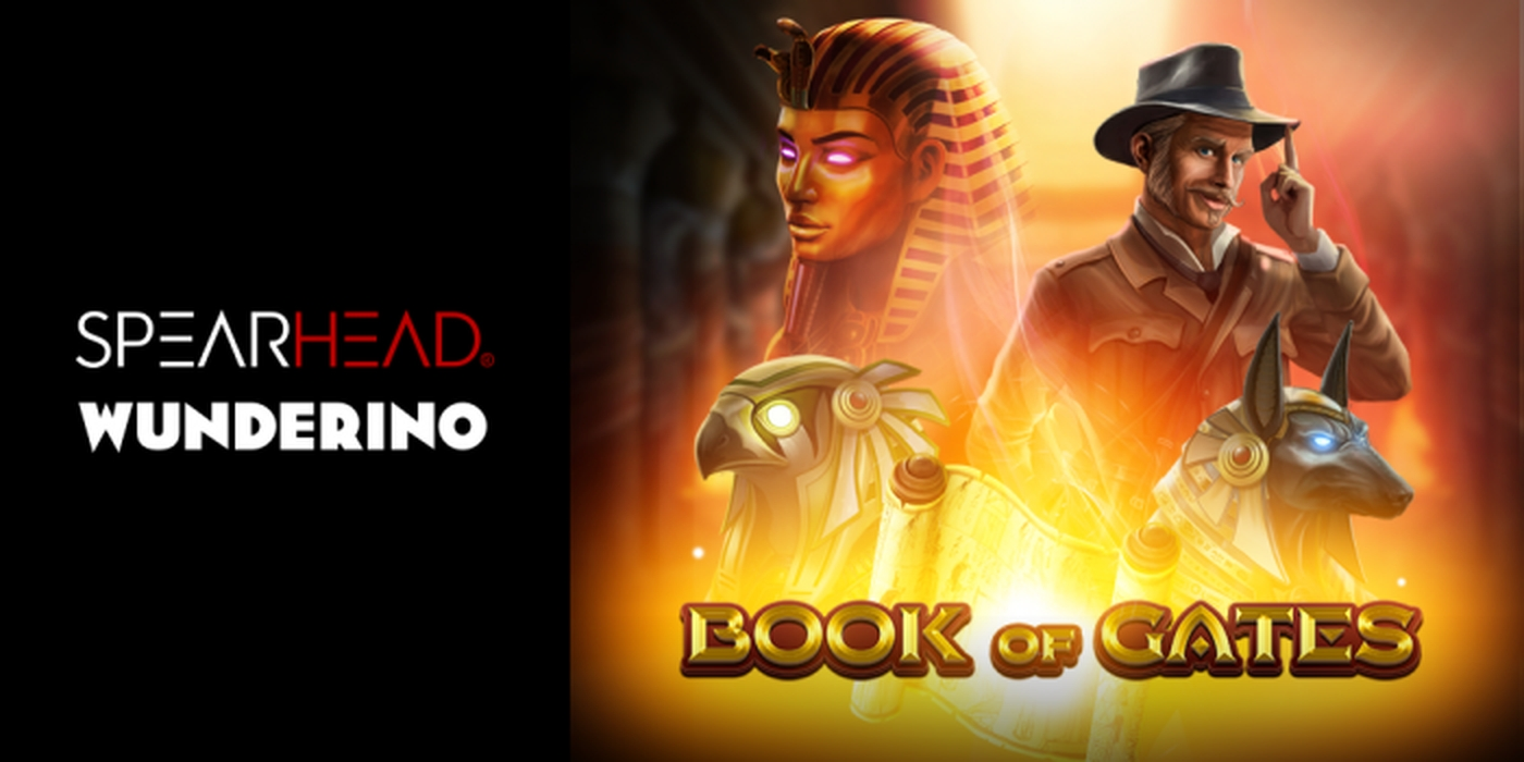 The Book of Gates (Spearhead Studios) Online Slot Demo Game by Spearhead Studios