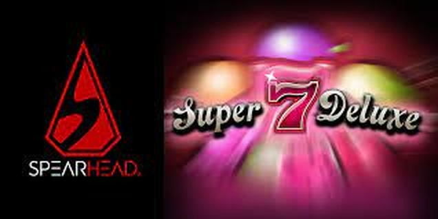 The Super 7 Deluxe Online Slot Demo Game by Spearhead Studios