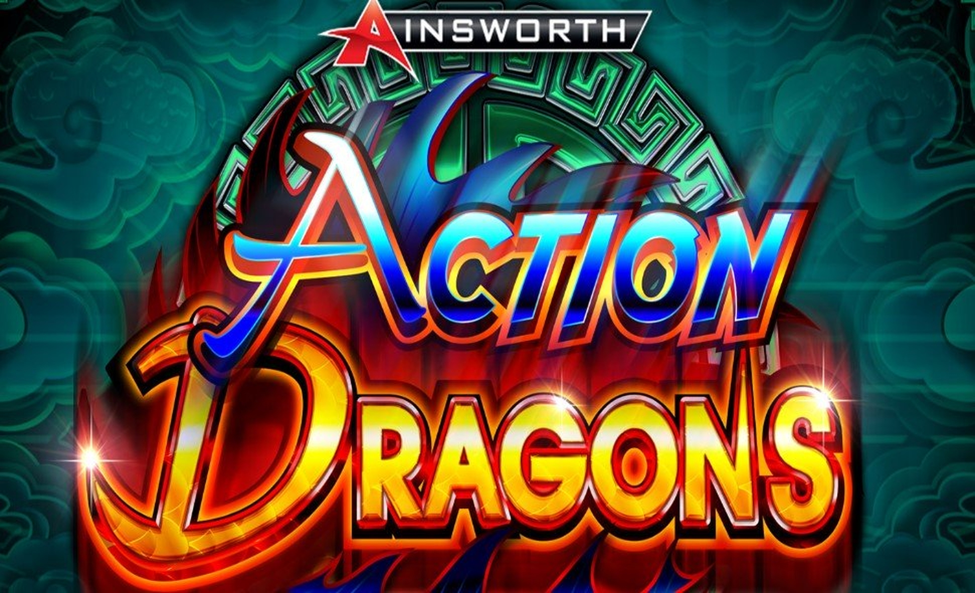 The Action Dragons Online Slot Demo Game by Ainsworth Gaming Technology
