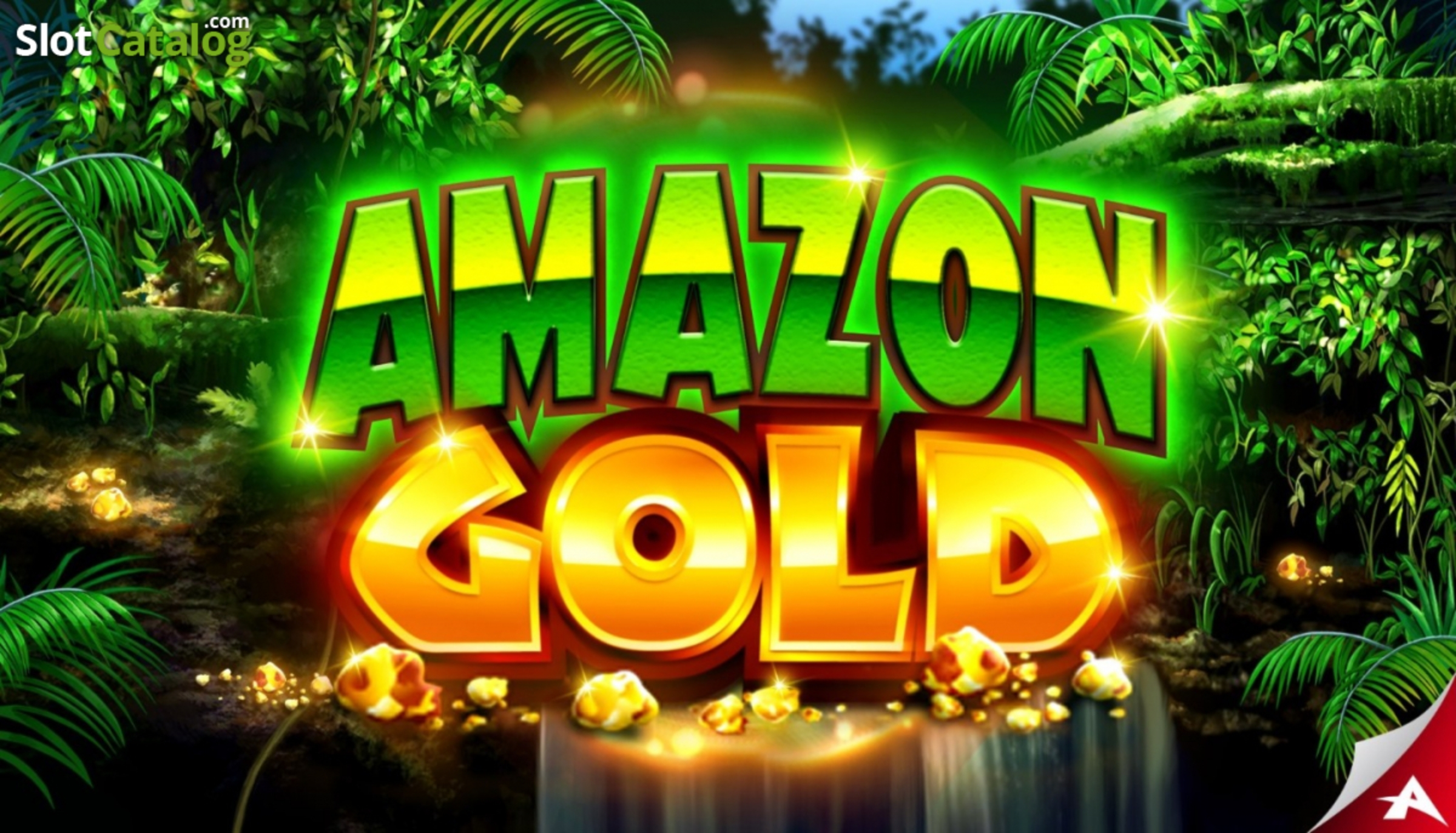 The Amazon Gold Online Slot Demo Game by Ainsworth Gaming Technology