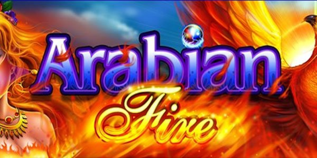 The Arabian Fire Online Slot Demo Game by Ainsworth Gaming Technology
