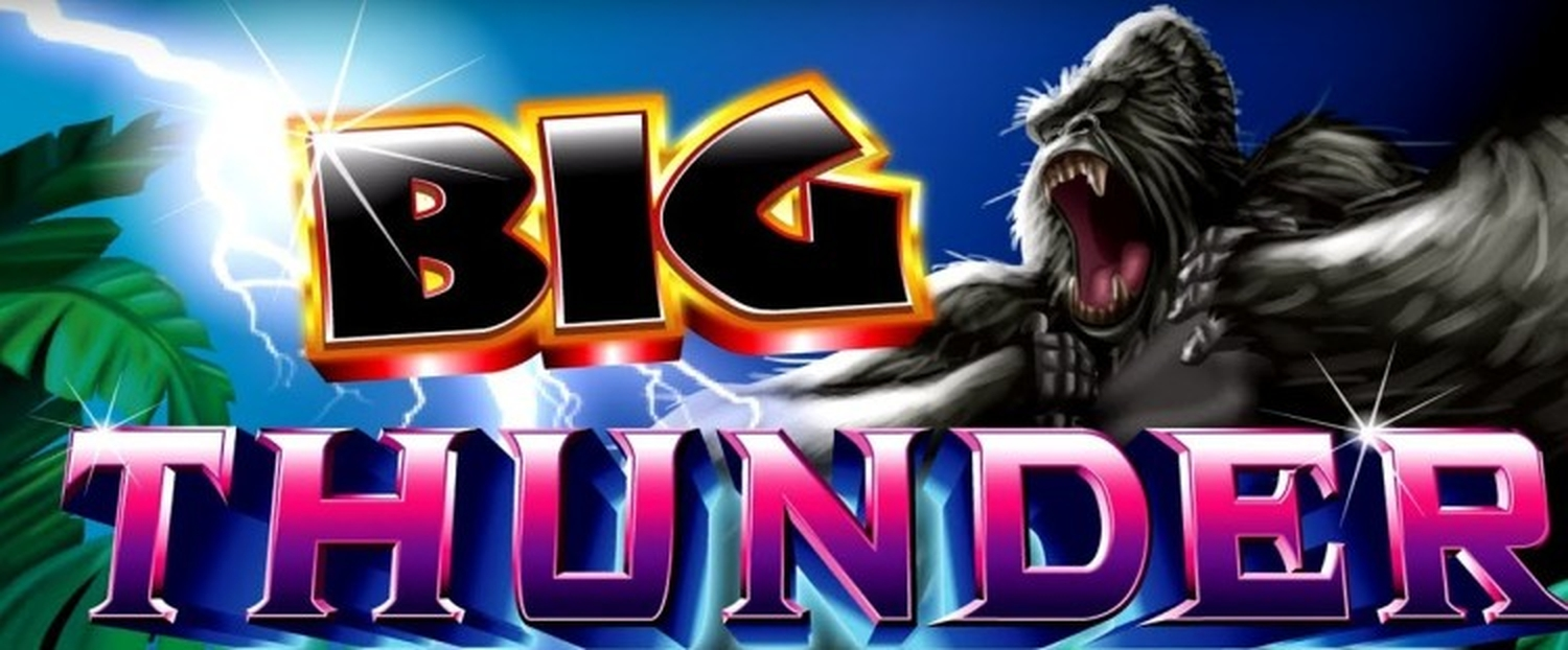 The Big Thunder Quad Shot Online Slot Demo Game by Ainsworth Gaming Technology