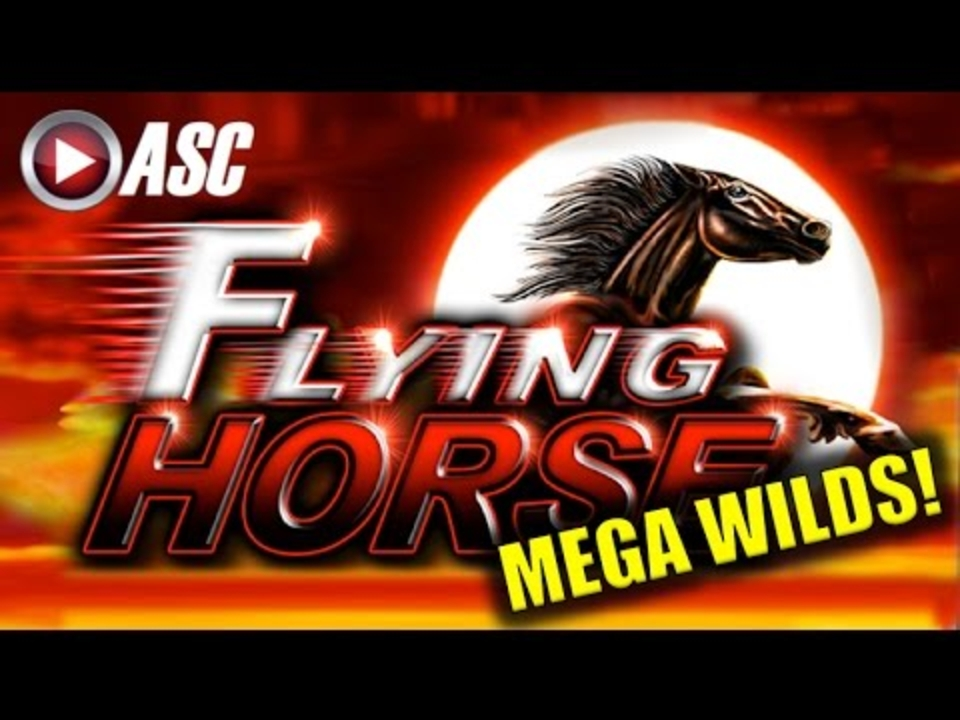The Flying Horse (Ainsworth) Online Slot Demo Game by Ainsworth Gaming Technology