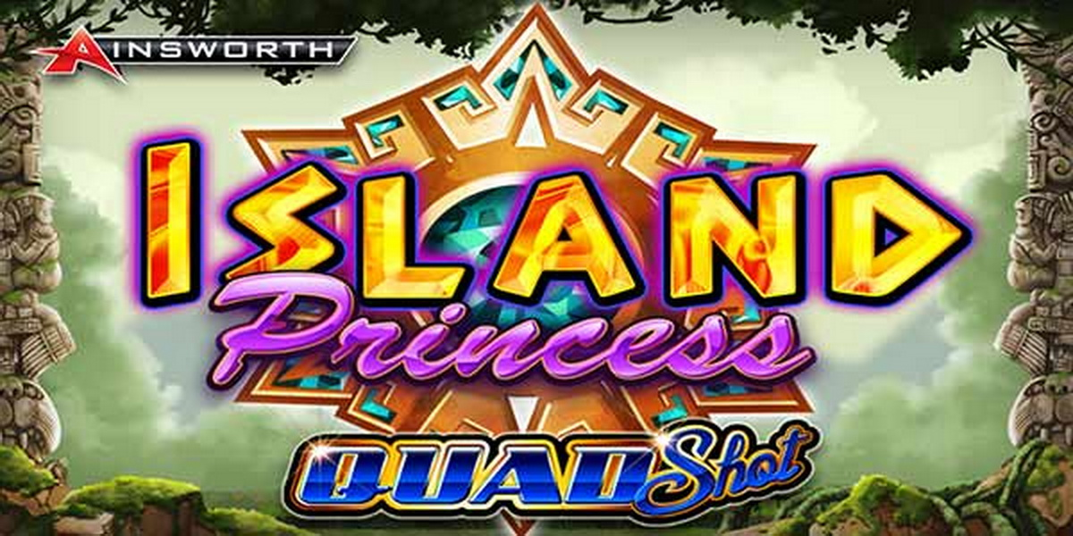 The Island Princess Quad Shot Online Slot Demo Game by Ainsworth Gaming Technology
