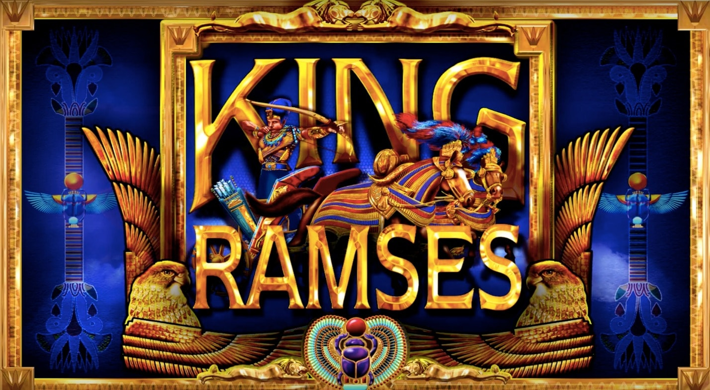 The King Ramses Online Slot Demo Game by Ainsworth Gaming Technology