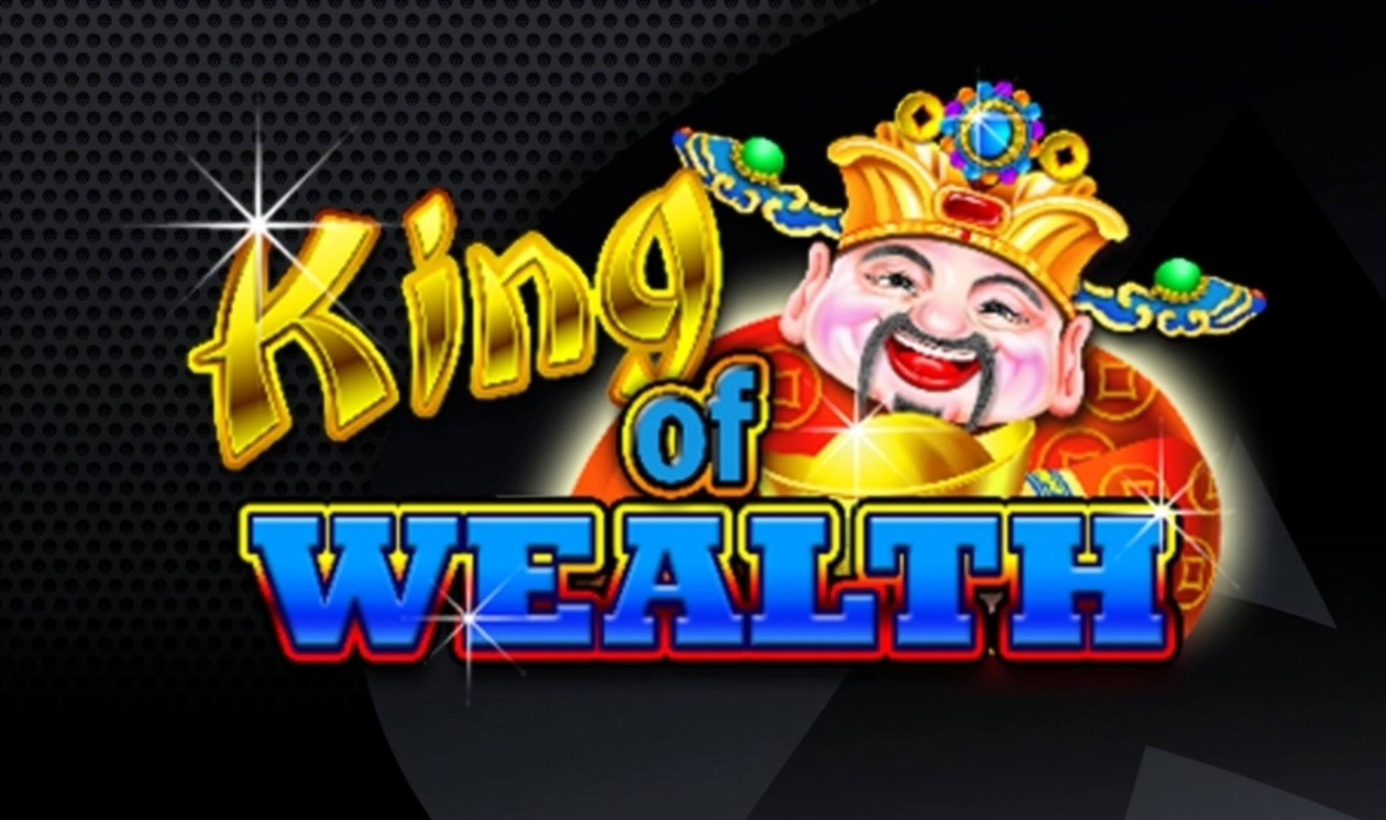 The King of Wealth Double Hit Online Slot Demo Game by Ainsworth Gaming Technology