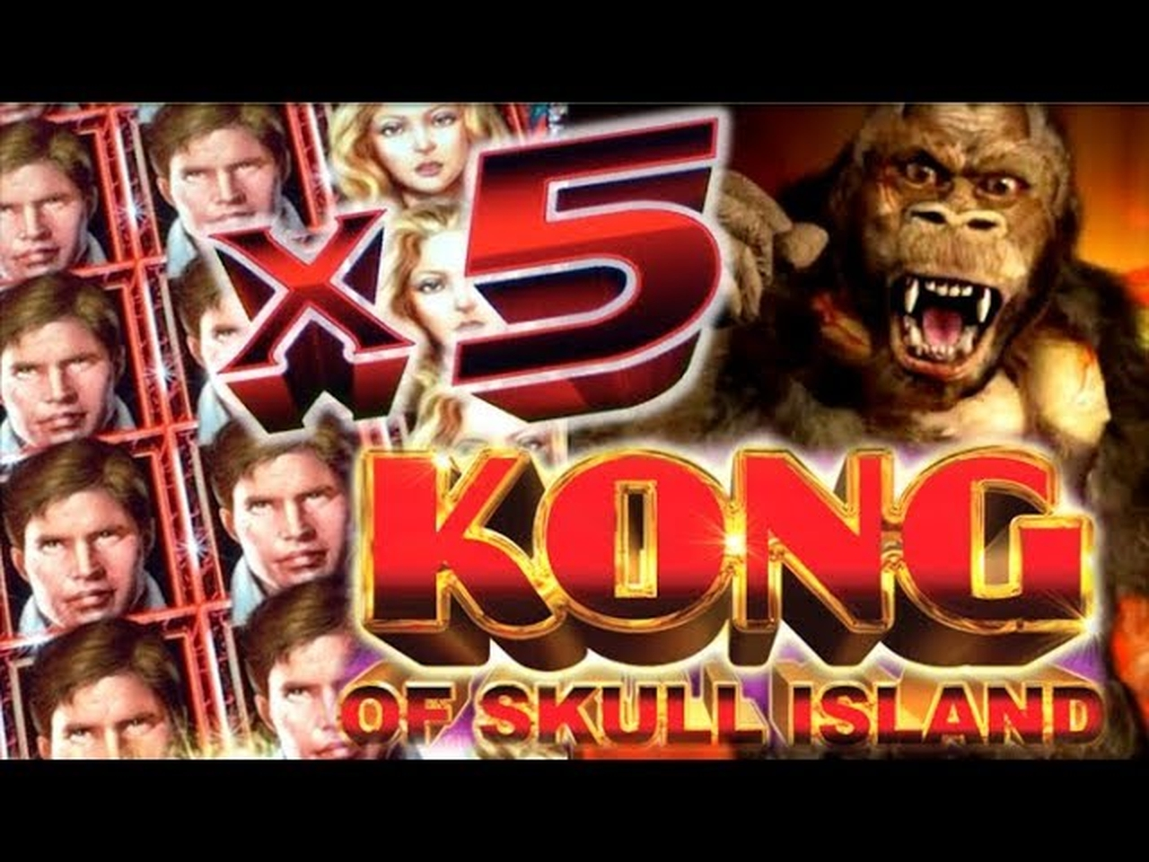 The Kong Of Skull Island Online Slot Demo Game by Ainsworth Gaming Technology