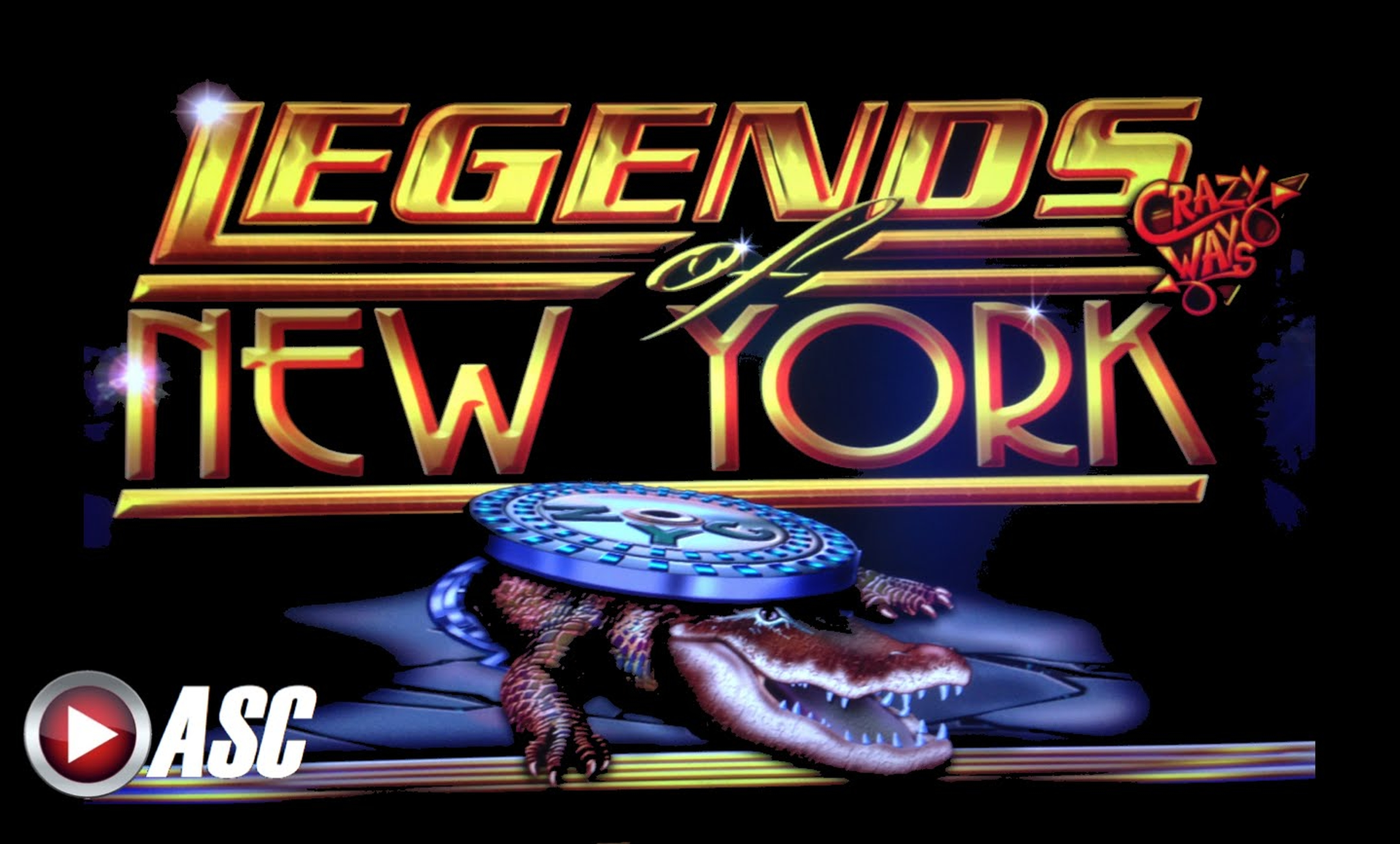 The Legends of New York Online Slot Demo Game by Ainsworth Gaming Technology