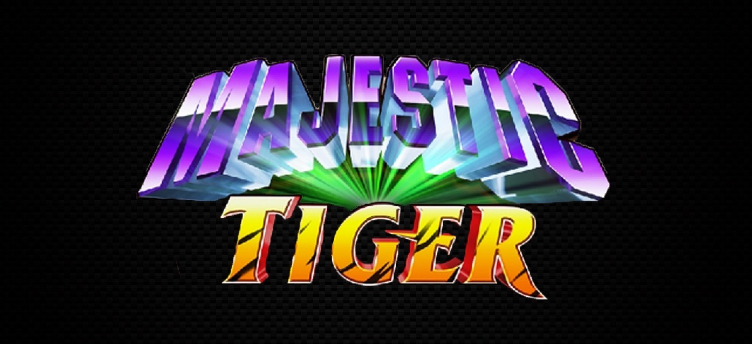 The Majestic Tiger Online Slot Demo Game by Ainsworth Gaming Technology