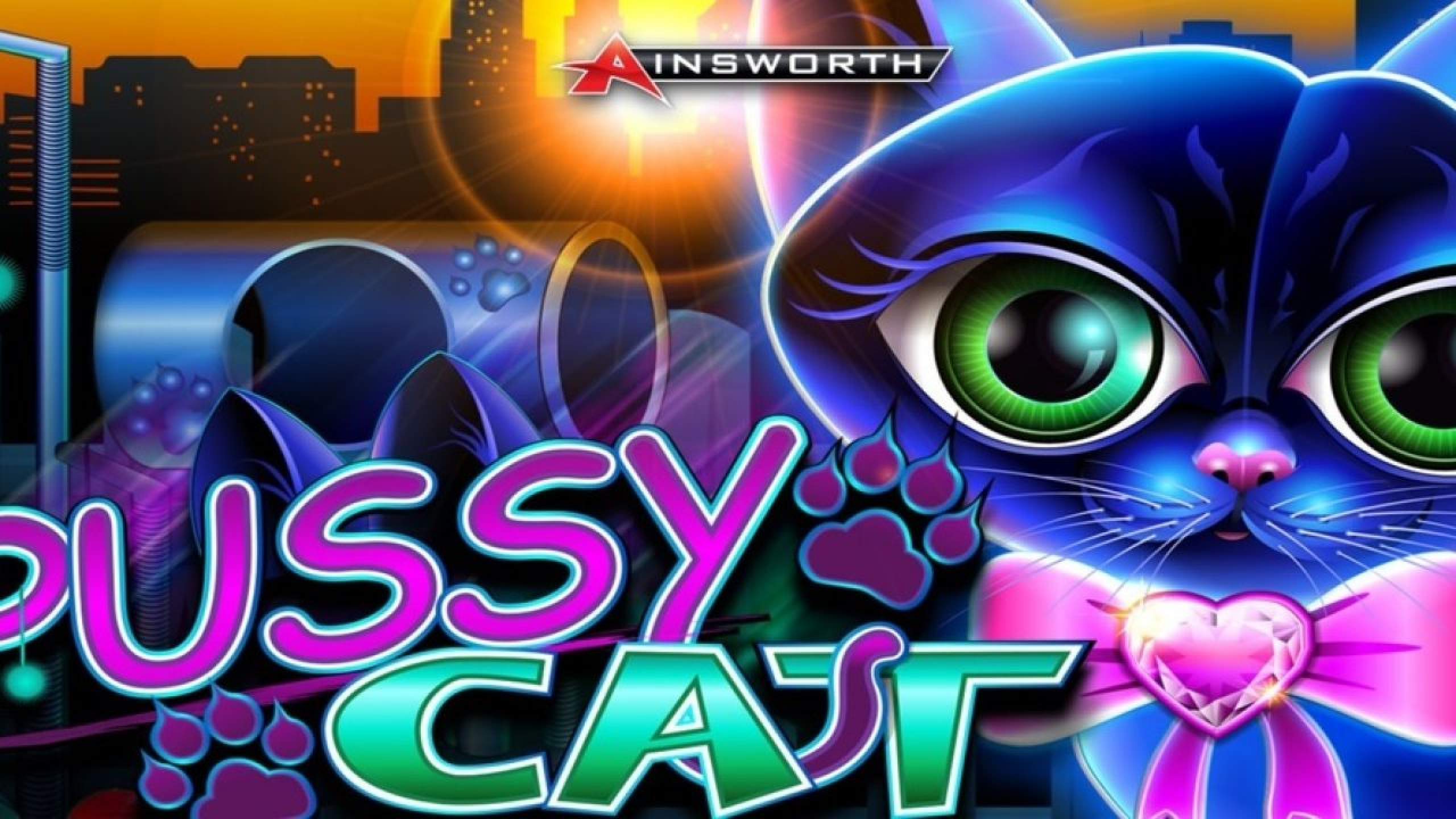 The Pussy Cat Online Slot Demo Game by Ainsworth Gaming Technology
