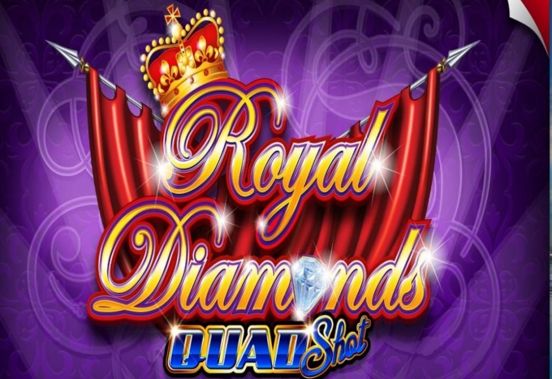 The Royal Diamonds Online Slot Demo Game by Ainsworth Gaming Technology