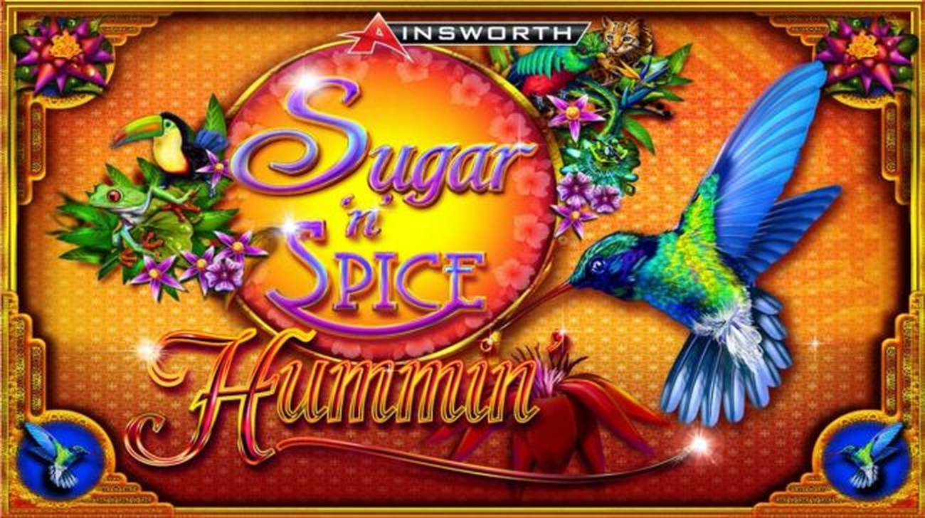 The Sugar 'n' Spice Hummin' Online Slot Demo Game by Ainsworth Gaming Technology