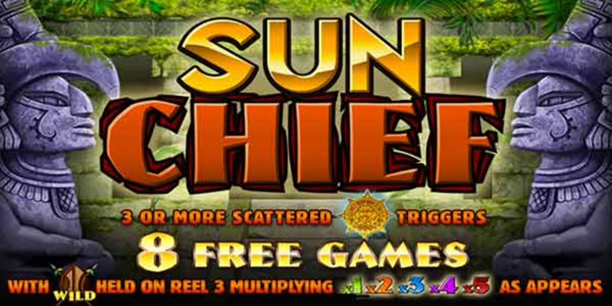 The Sun Chief Online Slot Demo Game by Ainsworth Gaming Technology