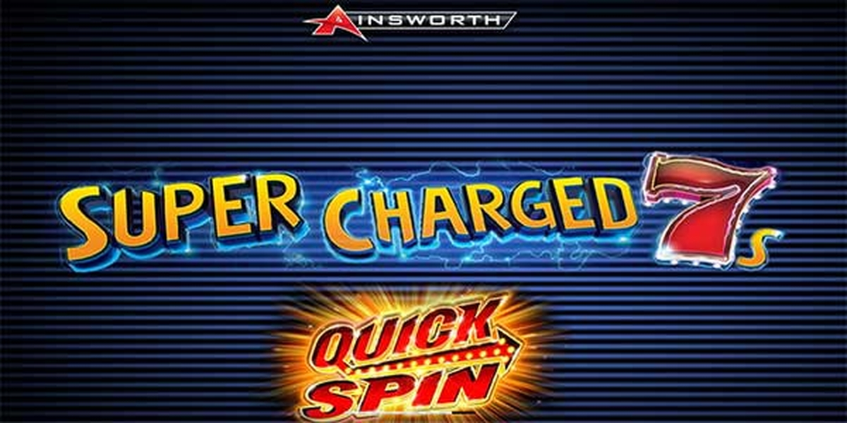 The Super Charged 7s Online Slot Demo Game by Ainsworth Gaming Technology