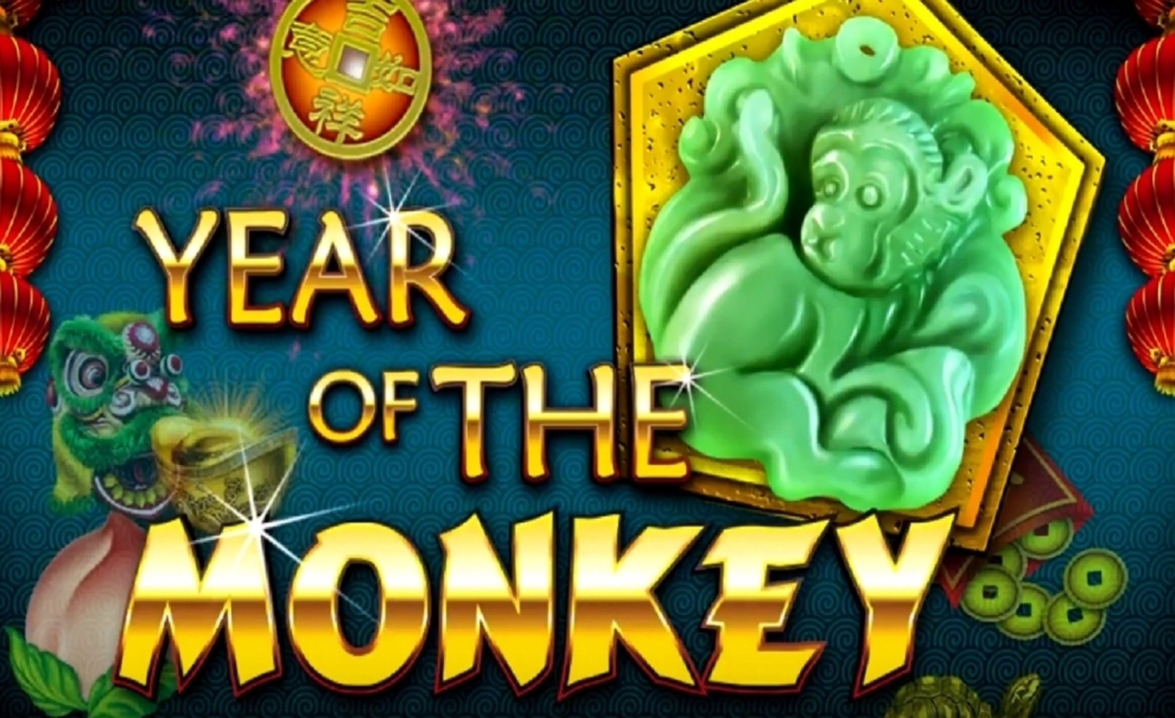 The Year of the Monkey (Ainsworth) Online Slot Demo Game by Ainsworth Gaming Technology