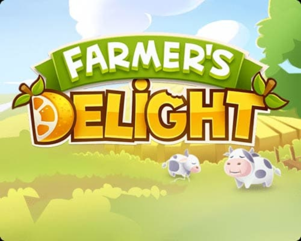 The Farmers Delight Online Slot Demo Game by Air Dice