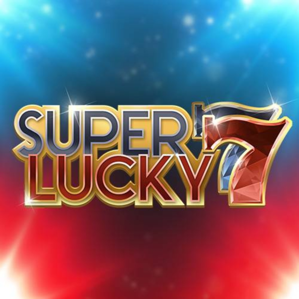 The Super Lucky 7 Online Slot Demo Game by Air Dice