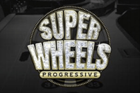 Reels in Super Wheels Progressive Slot Game by Air Dice