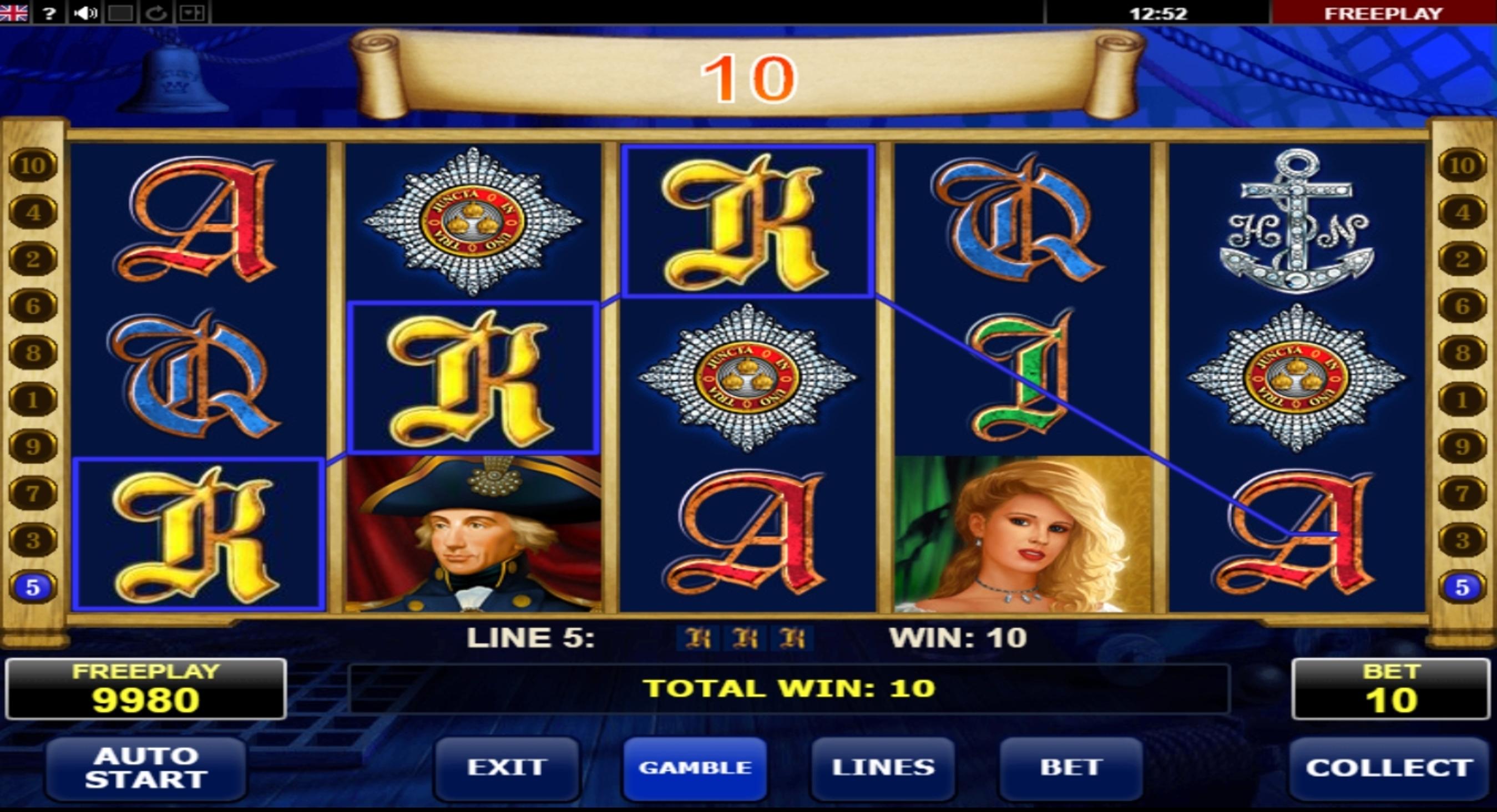 Free Slot Games Admiral
