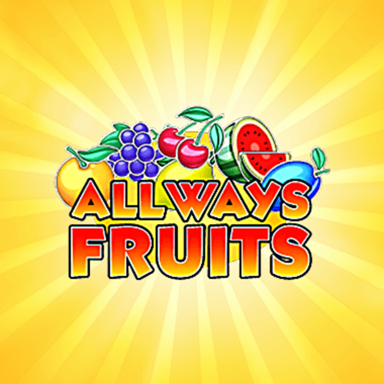 The All Ways Fruits Online Slot Demo Game by Amatic Industries