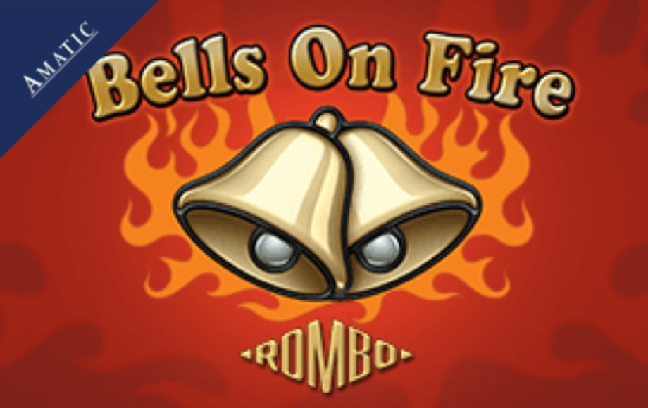 The Bells On Fire Online Slot Demo Game by Amatic Industries