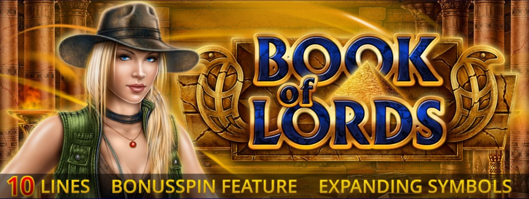 The Book of Lords Online Slot Demo Game by Amatic Industries