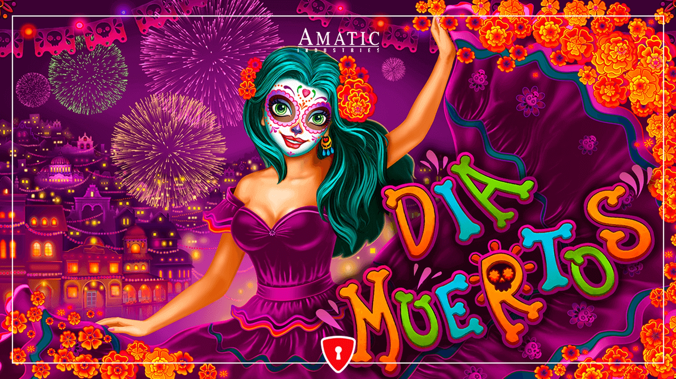 The Dia Muertos Online Slot Demo Game by Amatic Industries