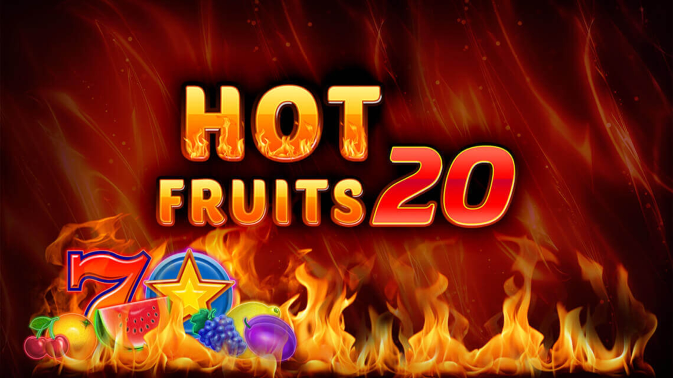 The Hottest Fruits 20 Online Slot Demo Game by Amatic Industries