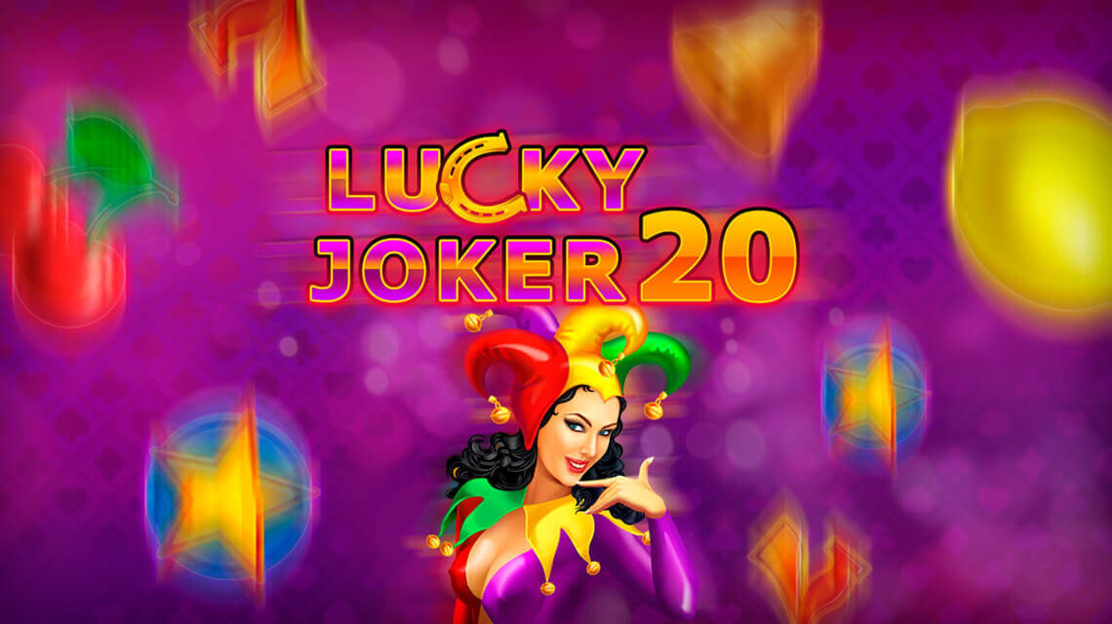 The Lucky Joker 20 Online Slot Demo Game by Amatic Industries