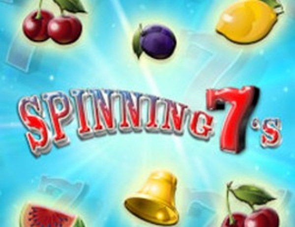 The Spinning 7's Online Slot Demo Game by Amaya