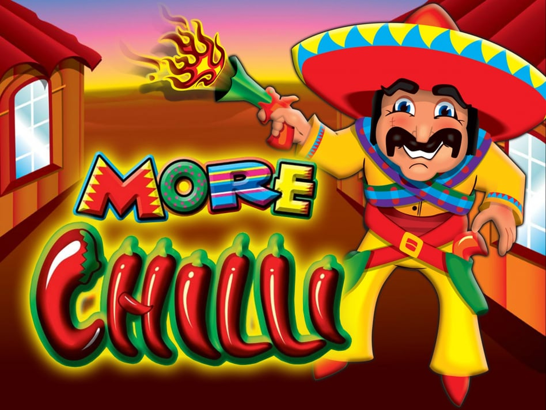 More Chilli Online Slot Demo Game by Aristocrat
