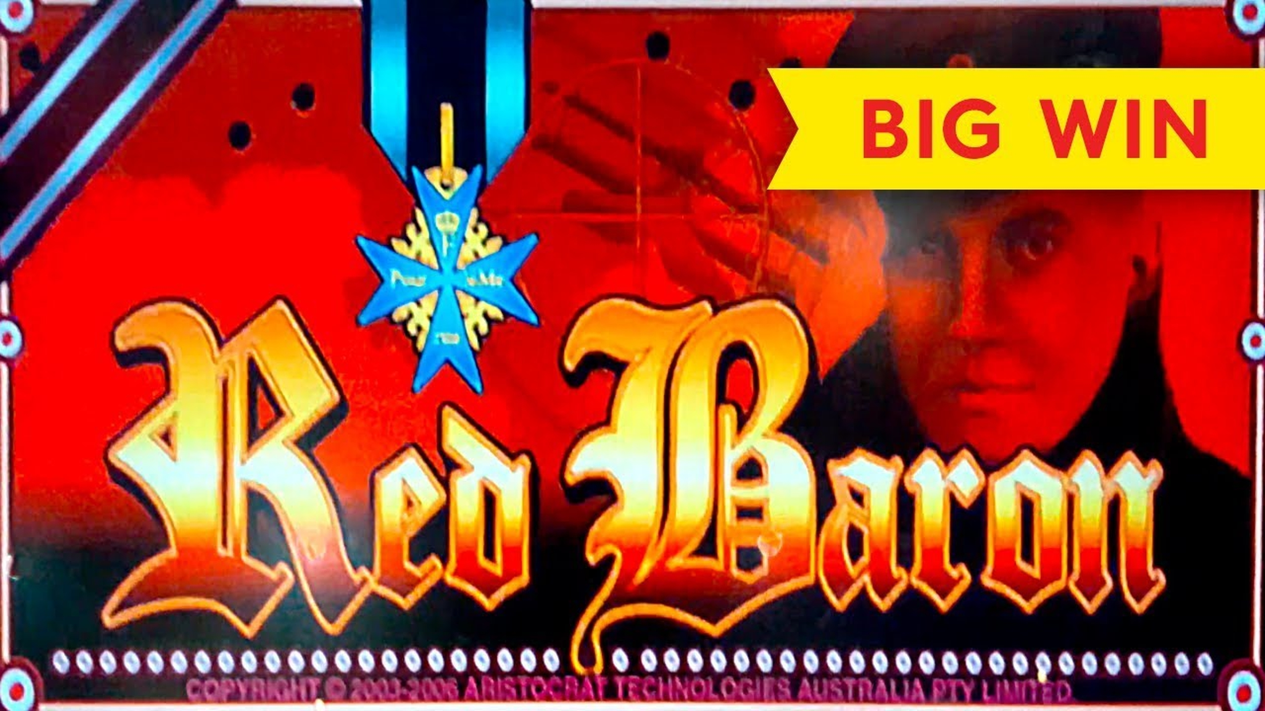 Red Baron Online Slot Demo Game by Aristocrat