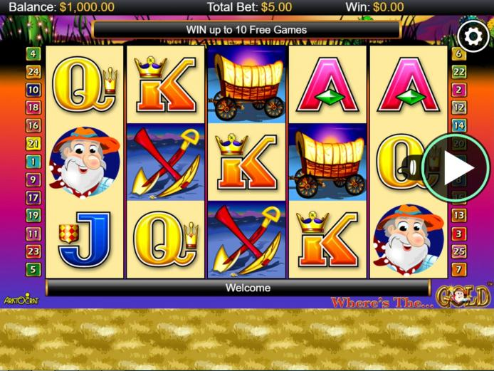 S.O.S Slot Machine Demo